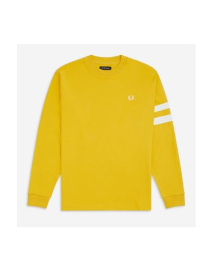 Fred Perry Tipped Long Sleeve