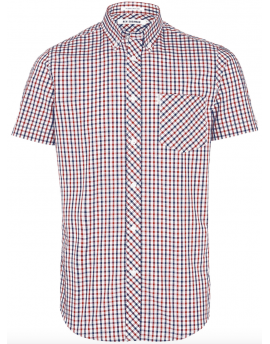 Ben Sherman Ss House Check Shirt