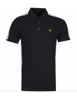 Lyle & Scott Side Stripe Polo